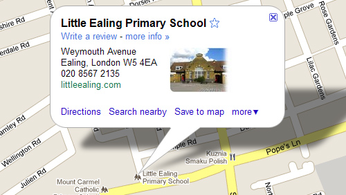 Little Ealing Primary School